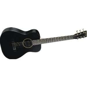 Martin LXM Little Martin Acoustic Guitar Black Musical