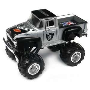 Oakland Raiders 1956 Ford Monster Truck Sports & Outdoors