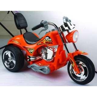Redhawk 3 Wheeler Large Three Wheel Chopper Motorcycle 2