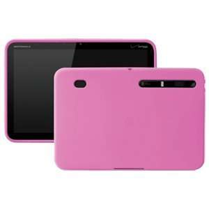 Motorola Xoom Protective Gel Case Pink Protects Your