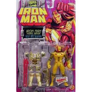 Iron Man Hydro Armor Animated Series Action Figure Toys & Games