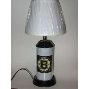 BRUINS 17 High VANITY TABLE LAMP / NIGHT LIGHT Base with 3 Way Light