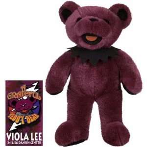 Grateful Dead   Viola Lee 14 Bear Plush Toy Toys & Games