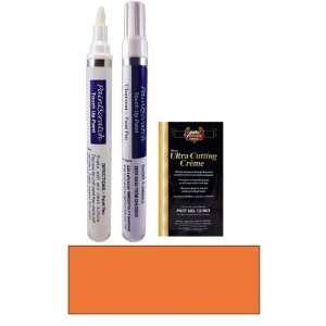 1/2 Oz. Orange Fusion Metallic Paint Pen Kit for 2008