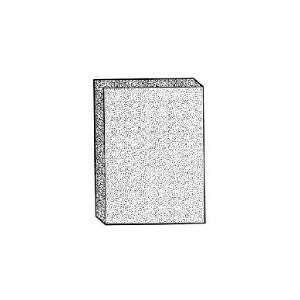 3M Red Sanding Sponge 80Grit 07058 Electronics