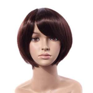 Short Bob the Asymmetrical Design with Short Hair Bobo Wigs Beauty