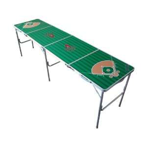 Diamondbacks Tailgate Ping Pong Table With Net