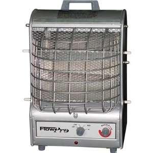 Aloha Portable Fan Forced Radiant Heater, 5121 BTU, 1500 Watts, Model