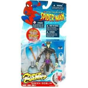 Spectacular Spider Man Animated Action Figure Green Goblin