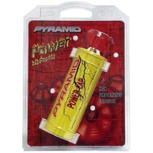 Pyramid   1 Farad Regular Power Capacitor   CAP100Y Car
