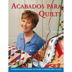 Acabados para Quilts (08) (9788496777897): Books