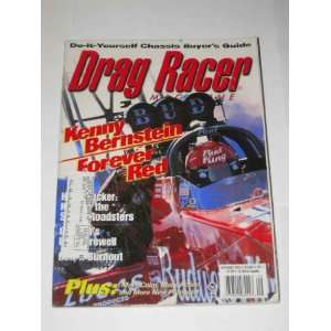 Drag Racer Magazine September 2002 Kenny Bernstein Y
