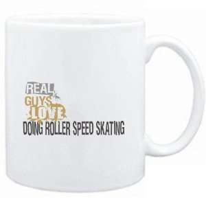 Real guys love doing Roller Speed Skating  Sports
