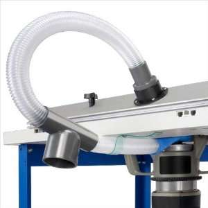 Router Table Dust Collection Accessory