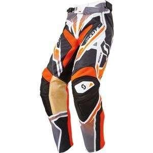 Scott 450 Series Race Pants   32/Orange/Black Automotive