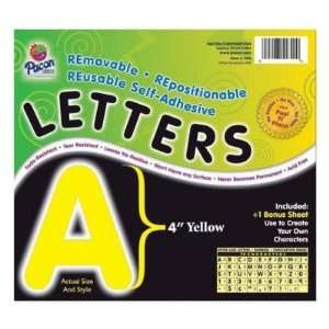 Pacon Pacon Self Adhesive Removable Letters PAC51622