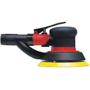 CP3513 Air Sander,5 In Pad,16 CFM,w/Vacuum Kit