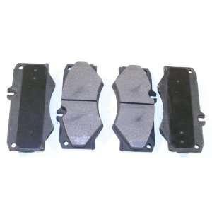 Prime Choice Auto Parts SMK927 Premium New Semi Metallic Front Brake