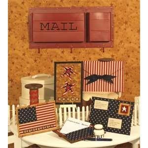Stars & Stripes Pattern Arts, Crafts & Sewing