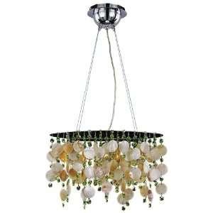 Matte black finish  white glass bowl 20 wide pendant chandelier