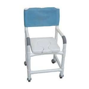 Shower Chair with Removable Cut out Chair   Model 564124