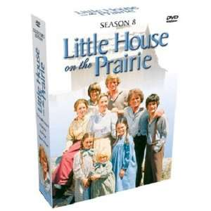 Little House on the Prairie Season 8 DVD Box Set
