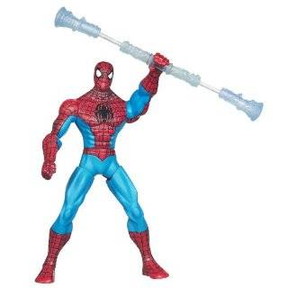 Spider man 12 Electronic Wisecracking Spider man : Toys & Games
