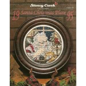 Stoney Creek Santa Christmas Plate 1995 (Leaflet 80
