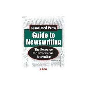 Newswriting (Study Aids/On the Job Reference) [Paperback]: Arco: Books
