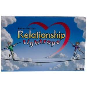 Relationship Tightrope Game Board Game: Toys & Games
