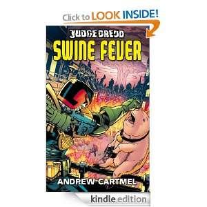 Judge Dredd #7 Swine Fever Andrew Cartmel  Kindle Store
