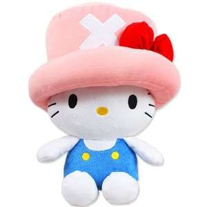 [Hello Kitty] ~ one piece stuffed, choppers Toys & Games