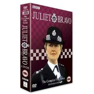 Juliet Bravo   Series Five   4 DVD Box Set ( Juliet Bravo