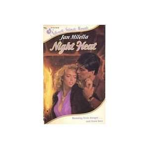 Night Heat (Silhouette Intimate Moments) (9780373071753