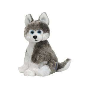 TY Beanie Baby   SLEDDER the Husky: Toys & Games