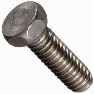 Stainless Steel Machine Screw, Hex Head, #2 56, 3/8 Length (Pack of