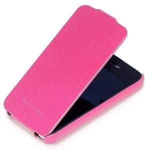 Hoco Duke Advanced II Leather Rose Case for Iphone4/4s