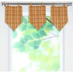 Counted Collection Valances   tab top valance, Upstream