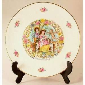 Royal Doulton Valentines day plate   1978   If I loved you