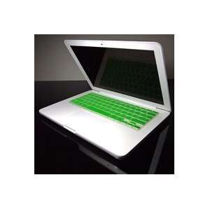 Keyboard Silicone Cover Skin for Macbook 13 Unibody (A1342/WHITE