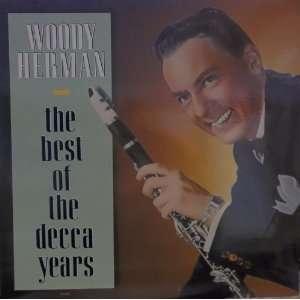 1988 The Best Of The Decca Years Vinyl LP Record Woody Herman Music