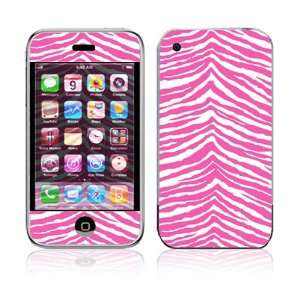 Pink Zebra Skin Decorative Skin Cover Decal Sticker for