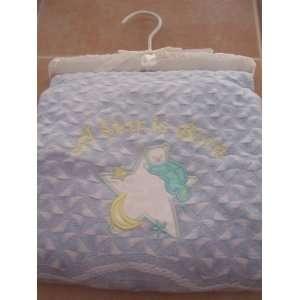 Baby Boy Crib Blanket A Star is Born