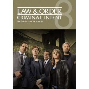 Law & Order Criminal Intent Year Eight Vincent D