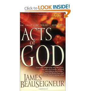 Acts of God The Christ Clone Trilogy, Book Three