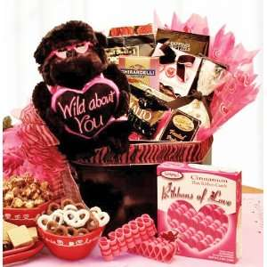 Wild About You Valentines Day Gourmet Grocery & Gourmet Food