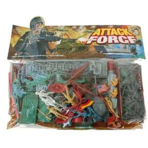 Land Sea Air Attack Playset 1 32 Billy Vee : Toys & Games :