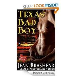 Texas Bad Boy (Texas Heroes) Jean Brashear  Kindle Store