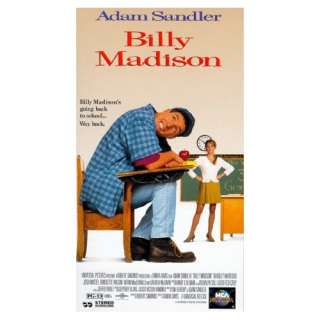 Billy Madison [VHS]: Adam Sandler, Darren McGavin
