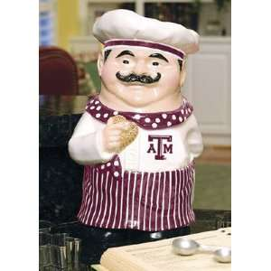 Texas A&M Aggies Ceramic Cookie Jar